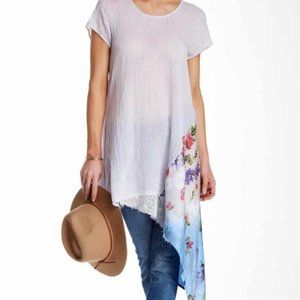 Freesia Kiss Tunic